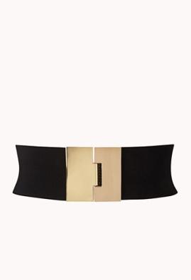 Forever21 Elastic Belt