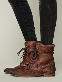 Free People Truemay Lace Up Boot