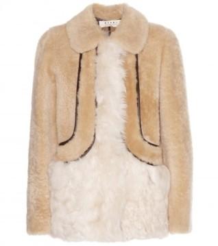 Marni Edition Shearling Jacket