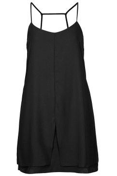 Topshop Strap Back Slip Dress