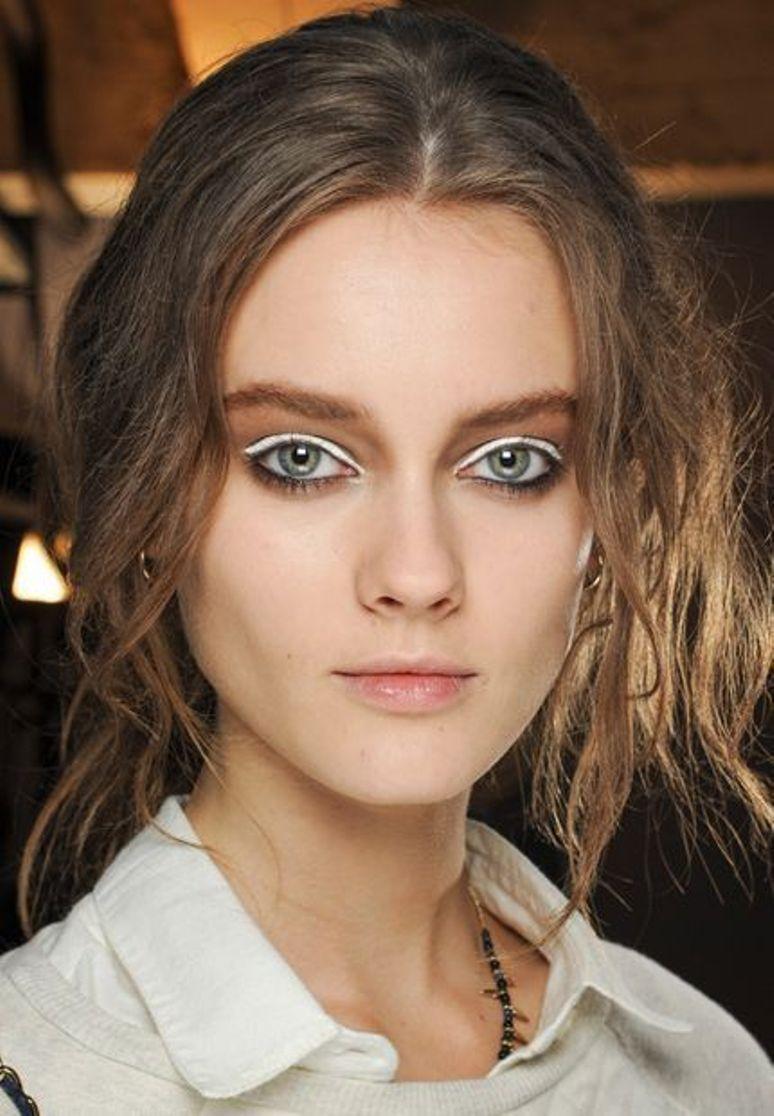 white eyeliner