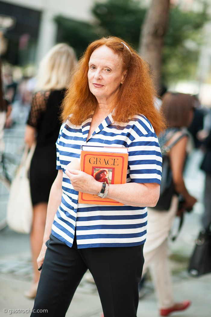 Grace Coddington, Outside Ralph Lauren