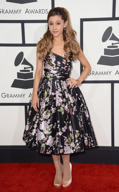Ariana Grande in Dolce & Gabbana