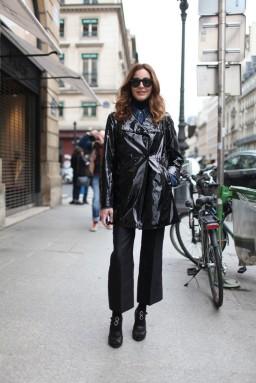 Ece Sukan Spring 2014 Couture Paris Street Style44