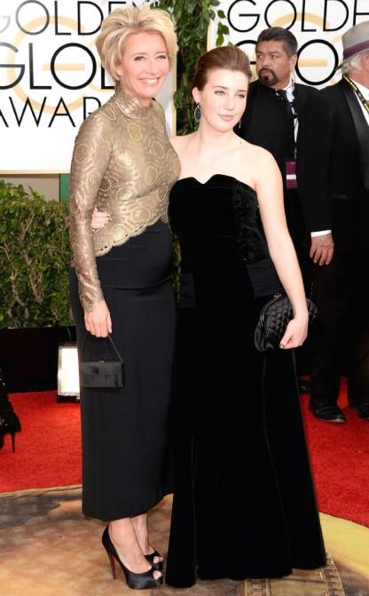 Emma Thompson & Gaia Wise