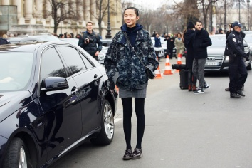 Spring 2014 Couture Paris Street Style12