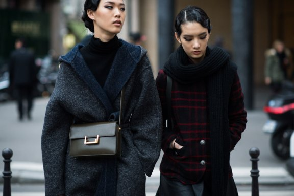 Spring 2014 Couture Paris Street Style17