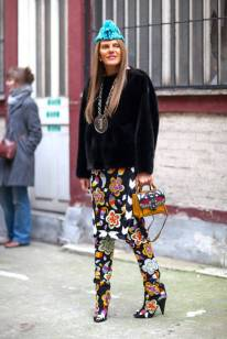Spring 2014 Couture Paris Street Style23