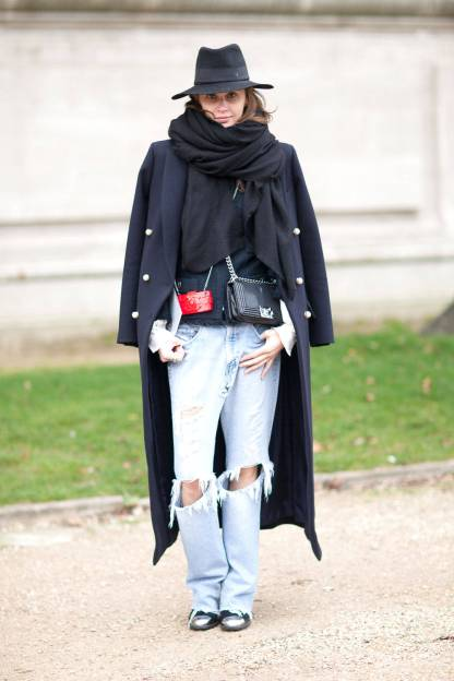 Spring 2014 Couture Paris Street Style33