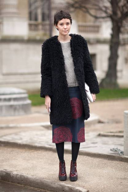 Spring 2014 Couture Paris Street Style35