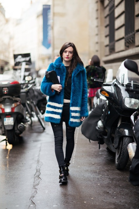 Spring 2014 Couture Paris Street Style6