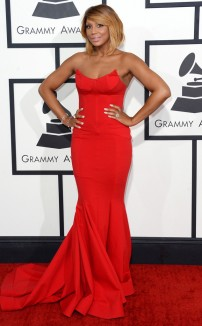 Tamar Braxton In Michael Costello