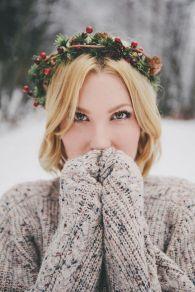 winter hair inspiration