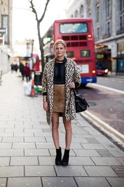 Best of London Fashion Week Streetstyle12