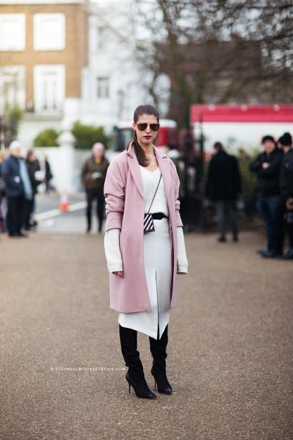 Best of London Fashion Week Streetstyle15