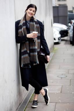 Best of London Fashion Week Streetstyle38