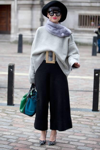 Best of London Fashion Week Streetstyle41