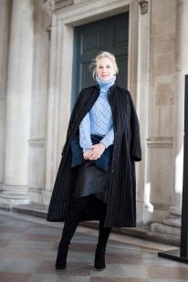 London Fashionweek fw2014, day 3