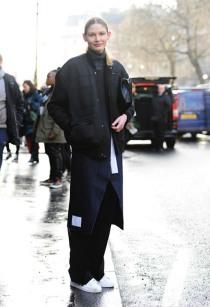 Best of London Fashion Week Streetstyle6