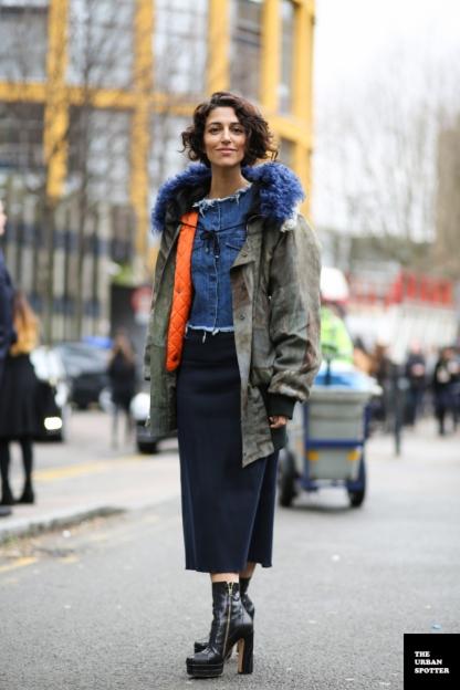 Best of London Fashion Week Streetstyle67