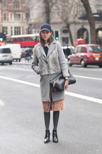 Best of London Fashion Week Streetstyle72