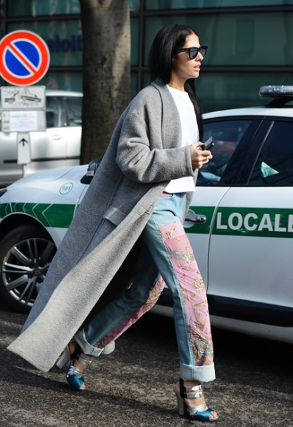 Best of Milan Fashion Week FW014 Street Style10