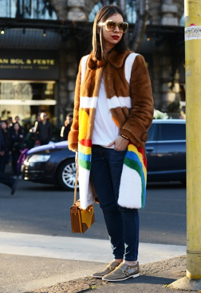 Best of Milan Fashion Week FW014 Street Style11