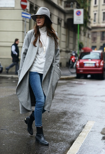 Best of Milan Fashion Week FW014 Street Style2