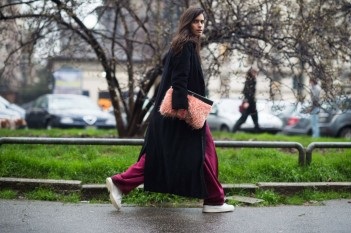 Best of Milan Fashion Week FW014 Street Style27