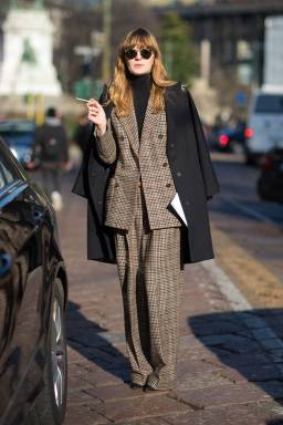Best of Milan Fashion Week FW014 Street Style48