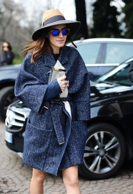 Best of Milan Fashion Week FW014 Street Style5