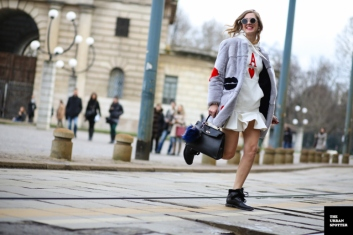 Best of Milan Fashion Week FW014 Street Style63