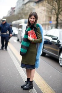 Best of Milan Fashion Week FW014 Street Style73