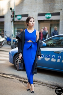 Best of Milan Fashion Week FW014 Street Style74