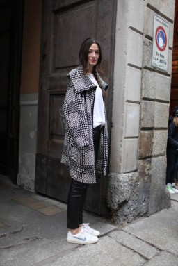 Best of Milan Fashion Week FW014 Street Style77