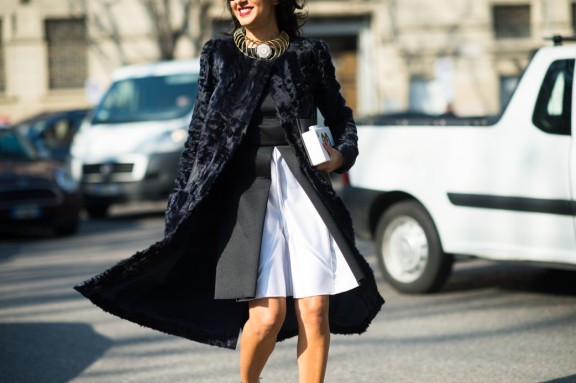 Best of Milan Fashion Week FW014 Street Style83