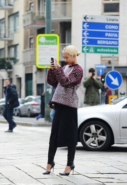 Best of Milan Fashion Week FW014 Street Style9