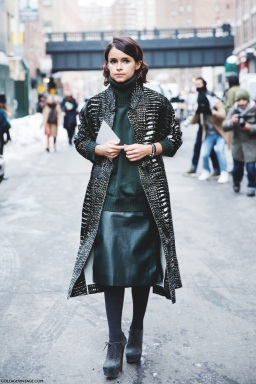 NYFW Street Style Best 17