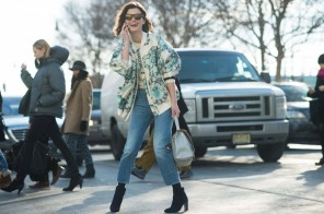 NYFW Street Style Best 25