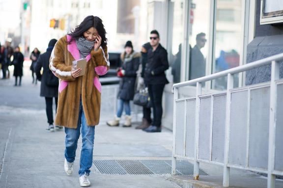 NYFW Street Style Best 28