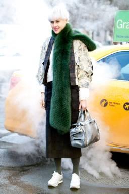NYFW Street Style Best 34