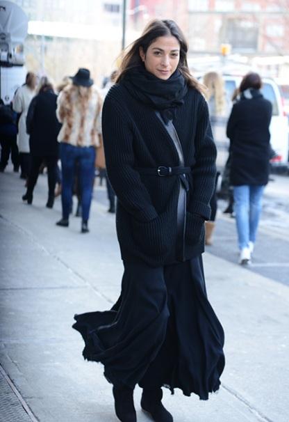 NYFW Street Style Best 4