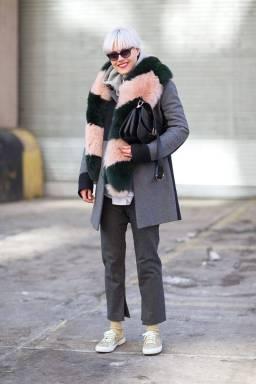 NYFW Street Style Best 44