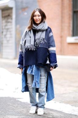 NYFW Street Style Best 62