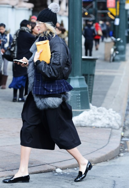 nyfw street style fur2