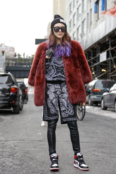 nyfw street style fur26