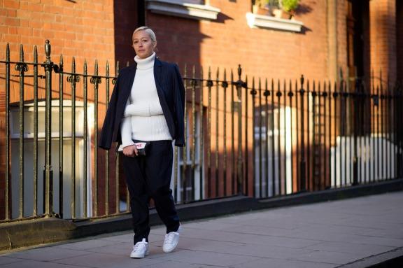 Rachael-Wang white sneakers