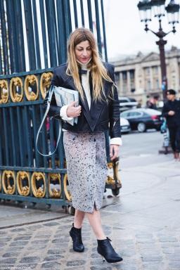 Best of Paris Fashion Week Streetstyle 22