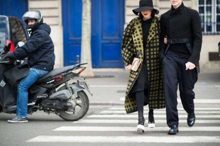 Best of Paris Fashion Week Streetstyle 25