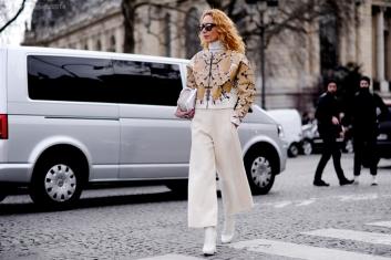 Best of Paris Fashion Week Streetstyle 3